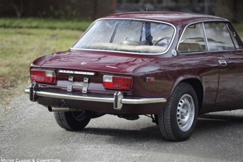 Alfa Romeo 1974 by 1974 Alfa Romeo 2000 Gtv Classic Italian Cars For Sale