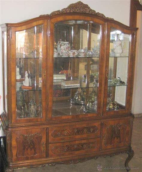 muebles estilo luis xv vitrina mueble valenciano estilo luis xv anteri comprar