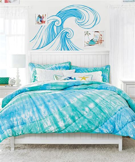 girls teen bedding teen quilt tie dye teen girl bedding set