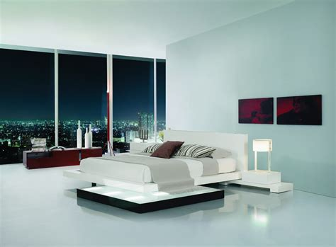 platform bed with lights platform bed with lights galaxy contemporary style
