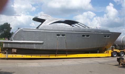 zelf boot bouwen aluminium casco stralen en coaten aluminium stralen hooghiemstra bv