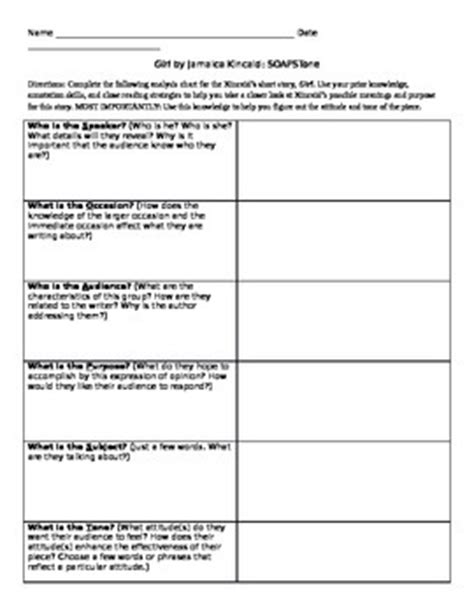 Soapstone Lesson Plan soapstone worksheet khafre