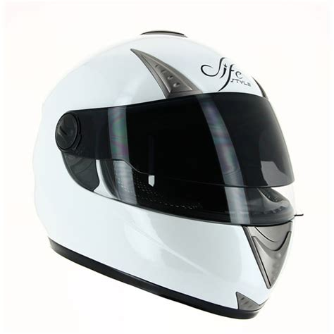 Style Ls by Casque Int 233 Gral Style Ls 820 Blanc Xs Norauto Fr