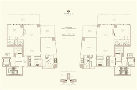 st regis bal harbour floor plans house plan condominium fp 6 st regis residences floor outstanding bal harbour condos for sale