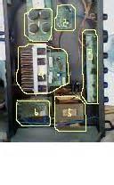 Hk 201 Relay ilmu bengkel merakit lifier 600 w rms dengan box bell hk 201