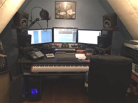 Build  Room Starting  Recording Studio