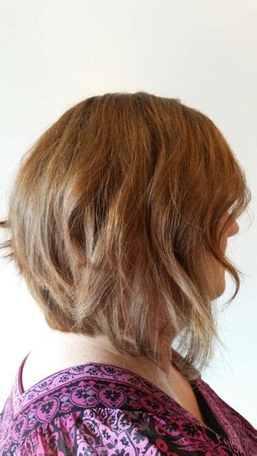 using wand with glove for short bobs wand wave bob velvetsalon paulmitchellus