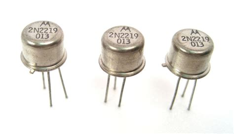 transistor lifier switch 2n2219 general purpose switch lifier great qrp output transistor 3 lot ebay