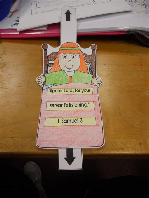 religious crafts for on bible god called samuel exploring bible