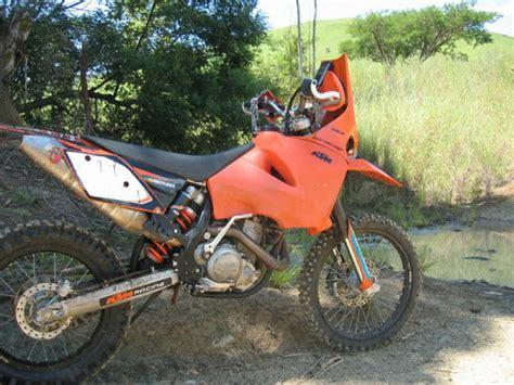 2007 Ktm 525 Xc 2007 Ktm 525 Xc Desert Racing Moto Zombdrive