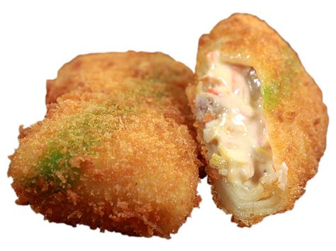 risoles mayonaise pastel