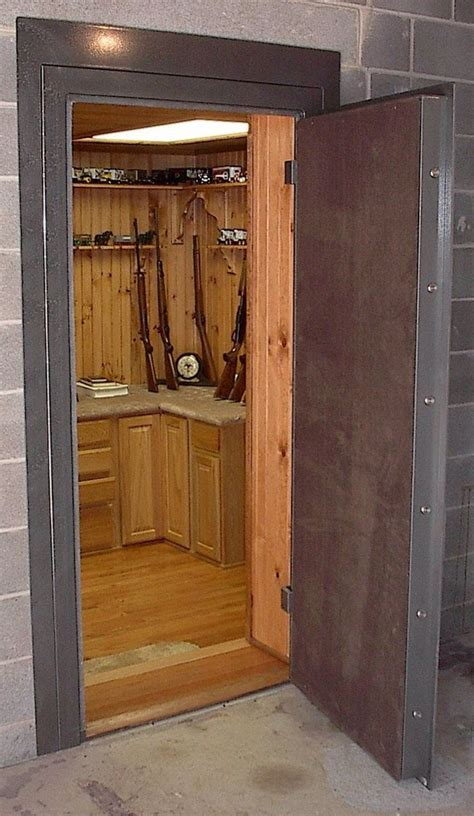 gun safe rooms a whole big gun room guns why not safe room and caves