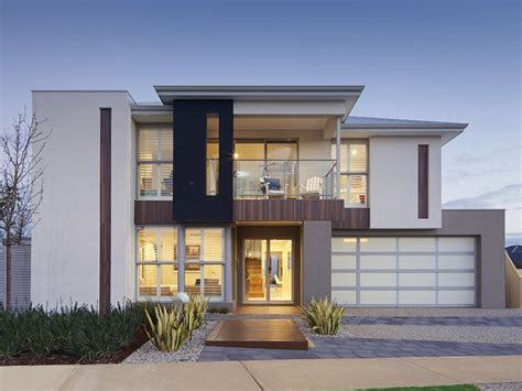 photo a house exterior design from a real australian