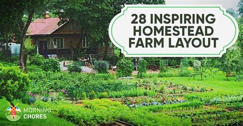 how to design your ideal homestead grid 28 farm layout design ideas to inspire your homestead