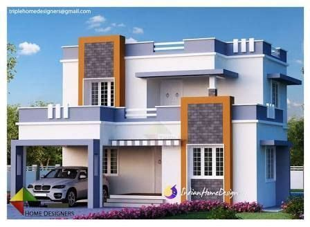parapet wall designs google search indian home design