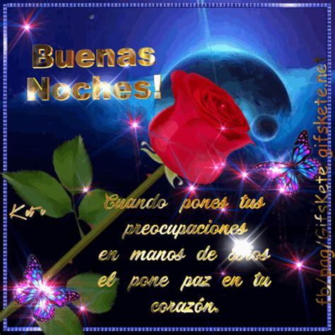 imagenes feliz noche corazon buenas noches gifskete