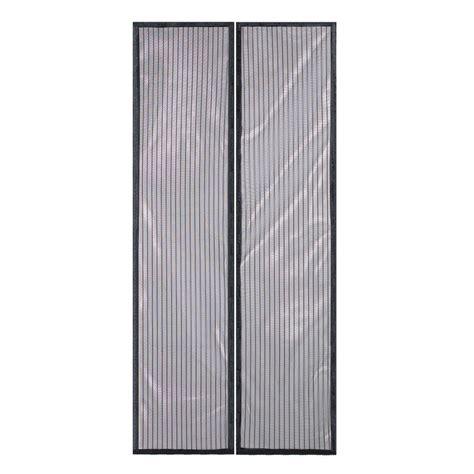 screen door mesh bug guard magnetic center