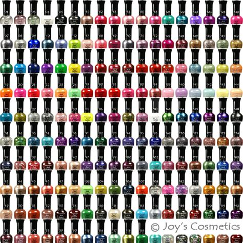 how to pick a nail polish color for black dress or any 24 kleancolor nail lacquer polish quot pick your 24 color