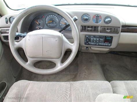 1998 Chevy Lumina Interior by 1998 Chevrolet Lumina Ls Neutral Dashboard Photo 75273570