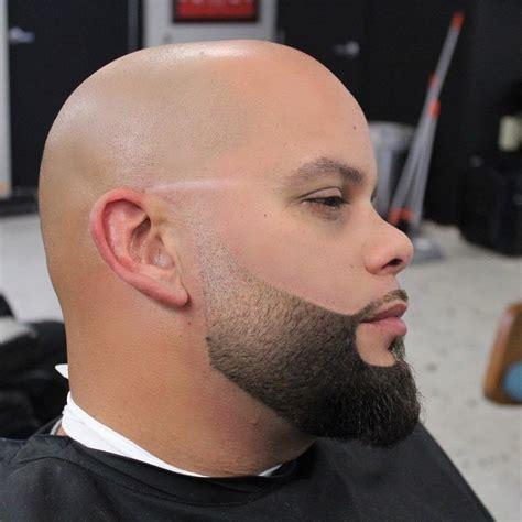 barber beard cuts shaved head with faded beard faded beard styles faded