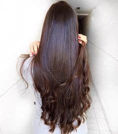 silky long black hair longhairart long healthy hair long haircuts for women back view google search hair
