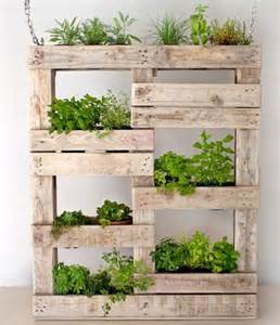 Vertical Garden Planter Beautiful Pallet Vertical Planter Ideas Pallets Designs