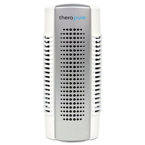ionic pro therapure mini air purifier  speed white