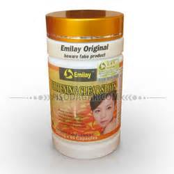 Suplemen Emilay Whitening Softgel Emilay Whitening Softgel Usa Suplemen Pemutih Tubuh