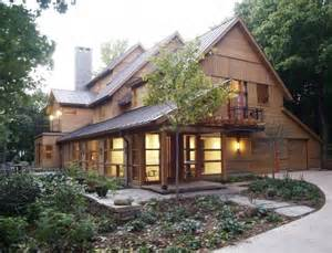 Rustic Contemporary Homes Modern Rustic Home Dream Home Pinterest