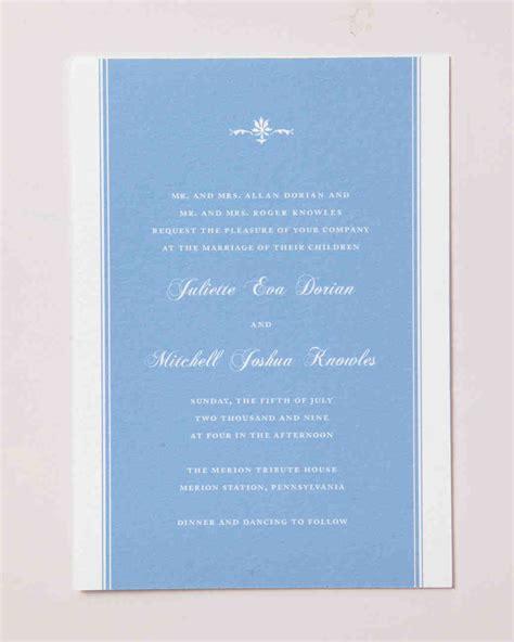 Wedding Invitation Notice by Overseas Wedding Invitation Wording Exles Picture