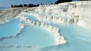 pamukkale thermal pools pamukkale natural hot spring pools in turkey traveldigg com
