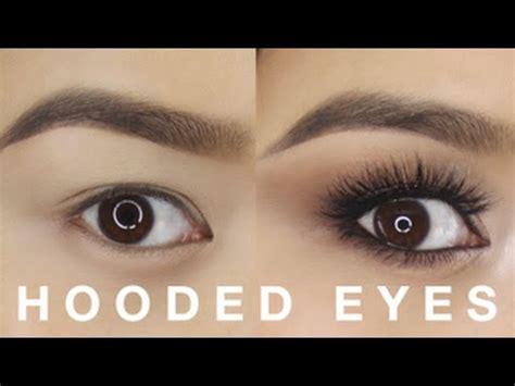 Eyeshadow Hooded Tutorial hooded makeup tutorial