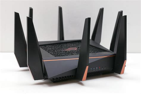 Asus Ac5300 And Ac88u asus rt ac5300 wireless router review best router 2017