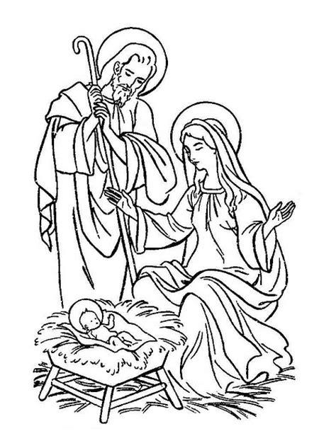 imagenes del nacimiento de jesus para imprimir navidad