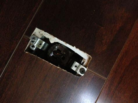 Kitchen Floor Electrical Outlet Budget Diy Kitchen Remodel Contractor For Range