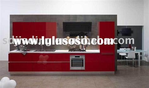 red kitchen cabinets for sale red kitchen cabinet blue mountain for sale price china