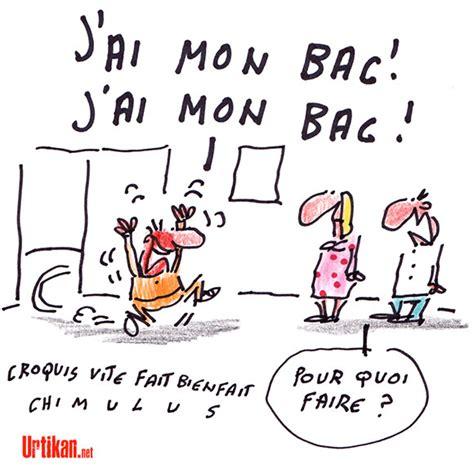 Jour J Pour Les R 233 Sultats Du Bac 2015 Dessin De Chimulus