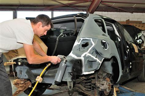 car frame repair options superpages