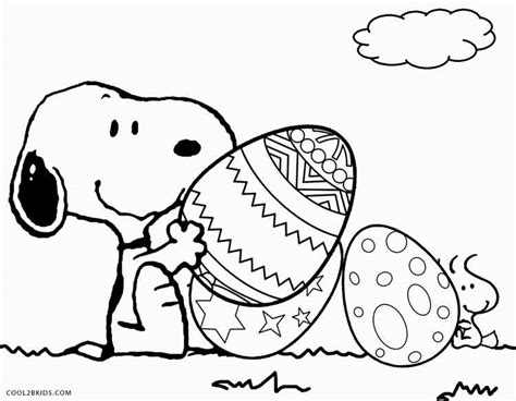 easter printable coloring pages printable snoopy coloring pages for cool2bkids