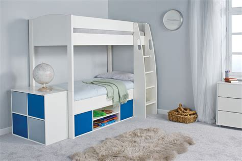 stompa bunk beds stompa uno s wooden bunk bed with storage