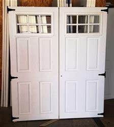 Shed Doors N More by 2 30 1 2 X 78 Quot 6 Lite Fiberglass Doors