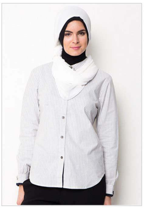 Hem Tosca Sw Pakaian Wanita Kemeja 1 15 model baju atasan muslim modern anak muda terbaru 2017 keren
