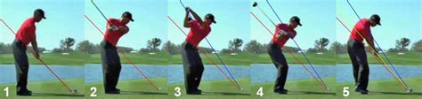 perfect golf swing plane backswing