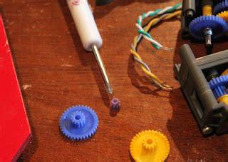 Tamiya Mini 4wd Gear 8 Purple Pinion 20pcs K G S bot thoughts pokey