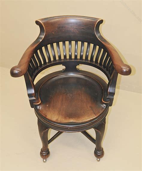 antique desk chairs mahogany desk chair antiques atlas