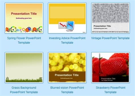 Use Fppt Powerpoint Templates To Share Presentations With Fppt Templates