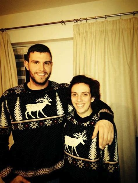 Matching Jumpers For Him And We The Matching His And Hers Jumpers Heidi