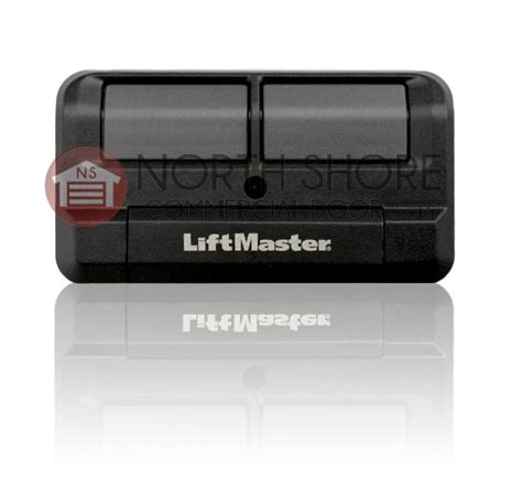 Access Master Garage Door Opener Manual 1 3 Hp Access Master 972ac Garage Door Opener Remote