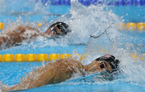 olympic swimming swimmers compete on day 5 of 2016 olympics