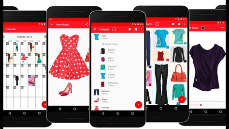 app organizer for android yourcloset closet organizer style planner app for android introduction